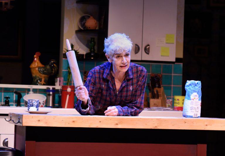 In Knead, Atlanta actress Mary Lynn Owen tells her story through baking bread—literally