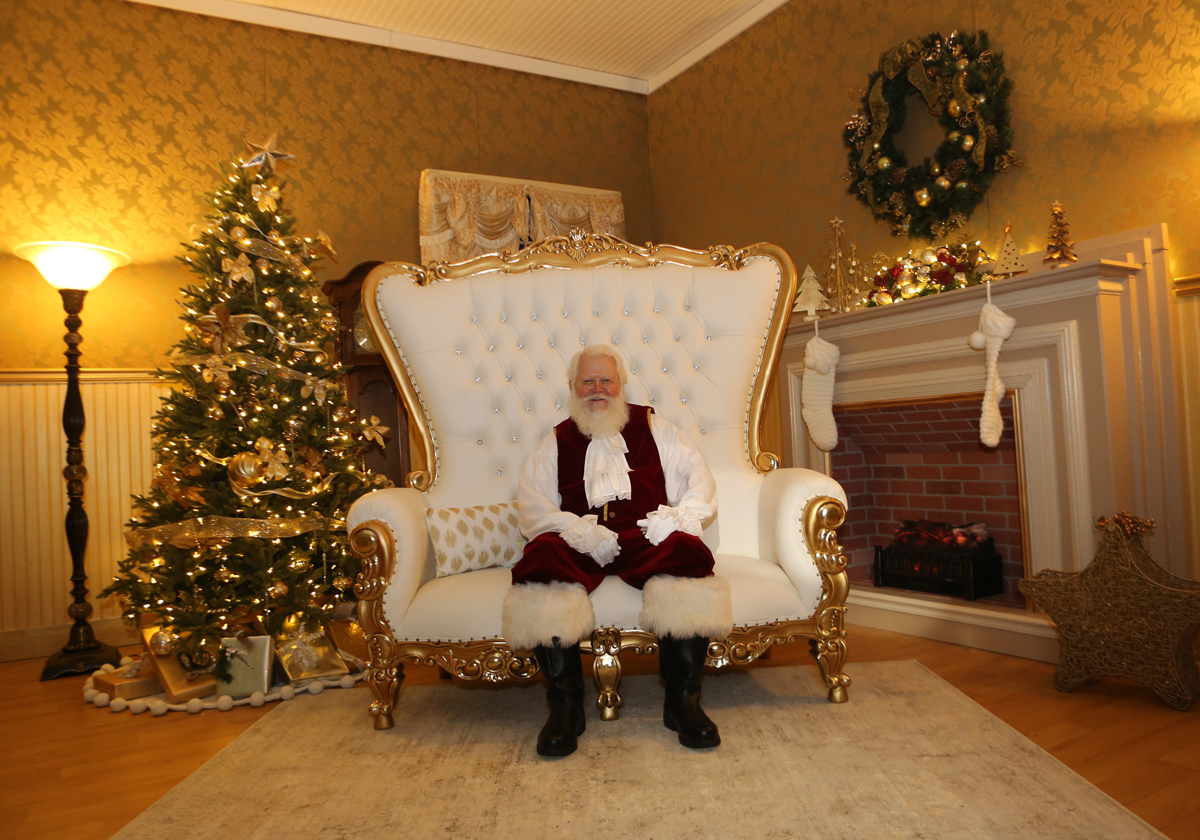 Santa's Fantastical Atlanta