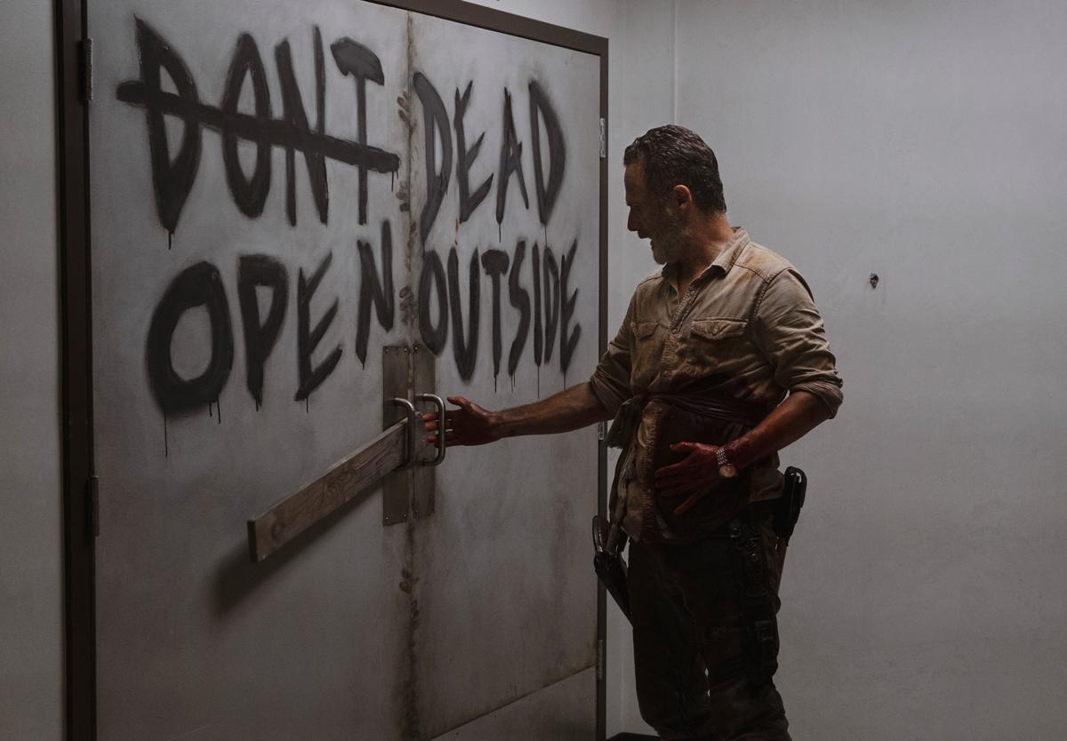 The Walking Dead 905