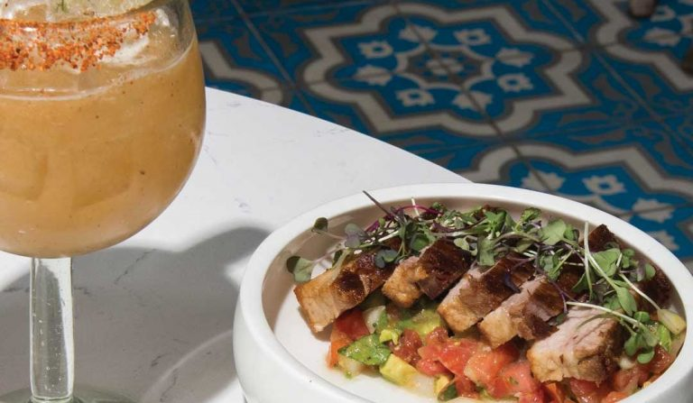 Review: Estrella channels Mexico's Yucatan peninsula from a BeltLine-adjacent rooftop