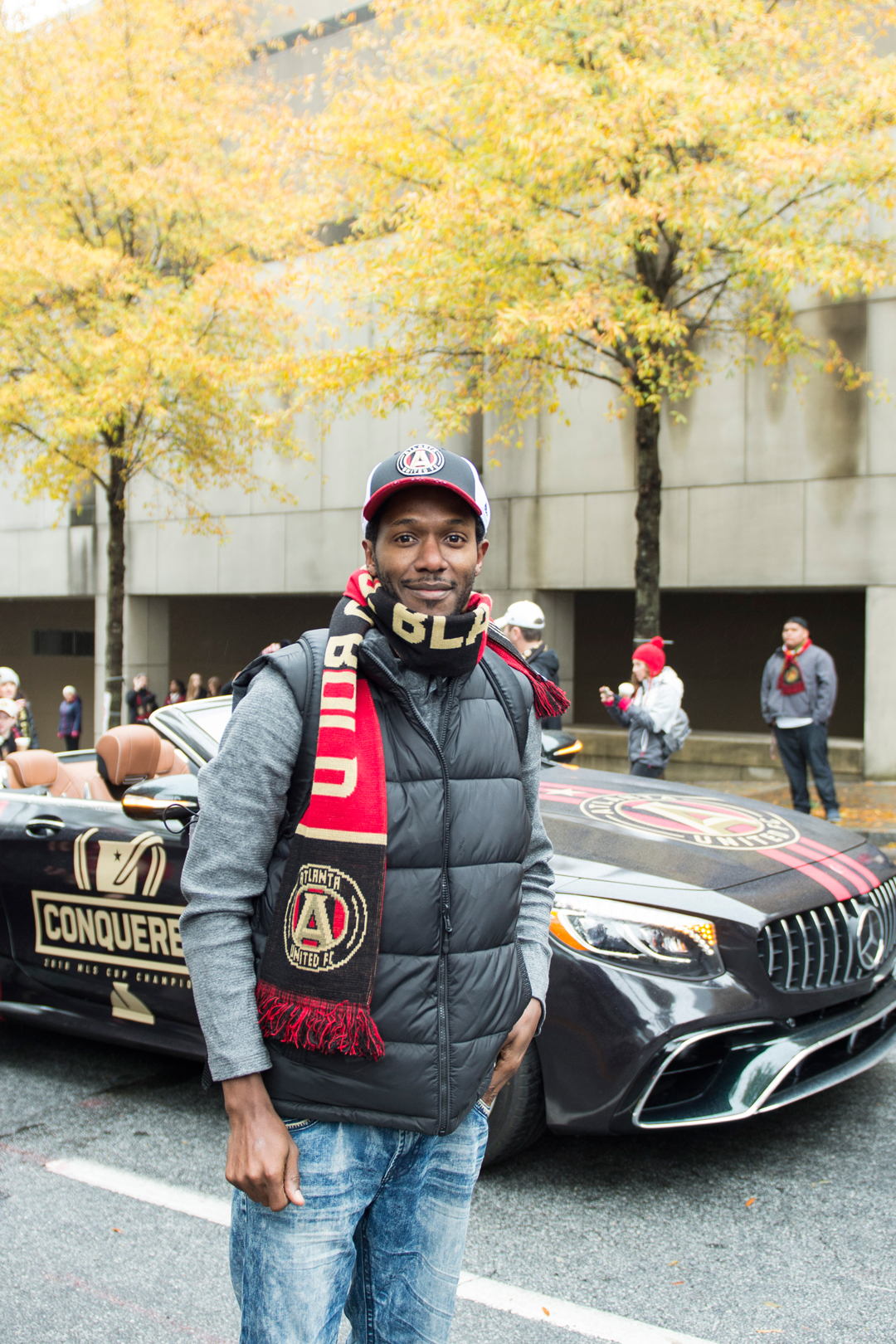 Atlanta United championship parade