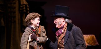 Alliance Theatre A Christmas Carol