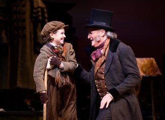 Alliance Theatre A Christmas Carol