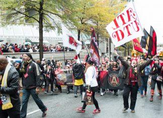Atlanta United MLS Cup Victory Parade