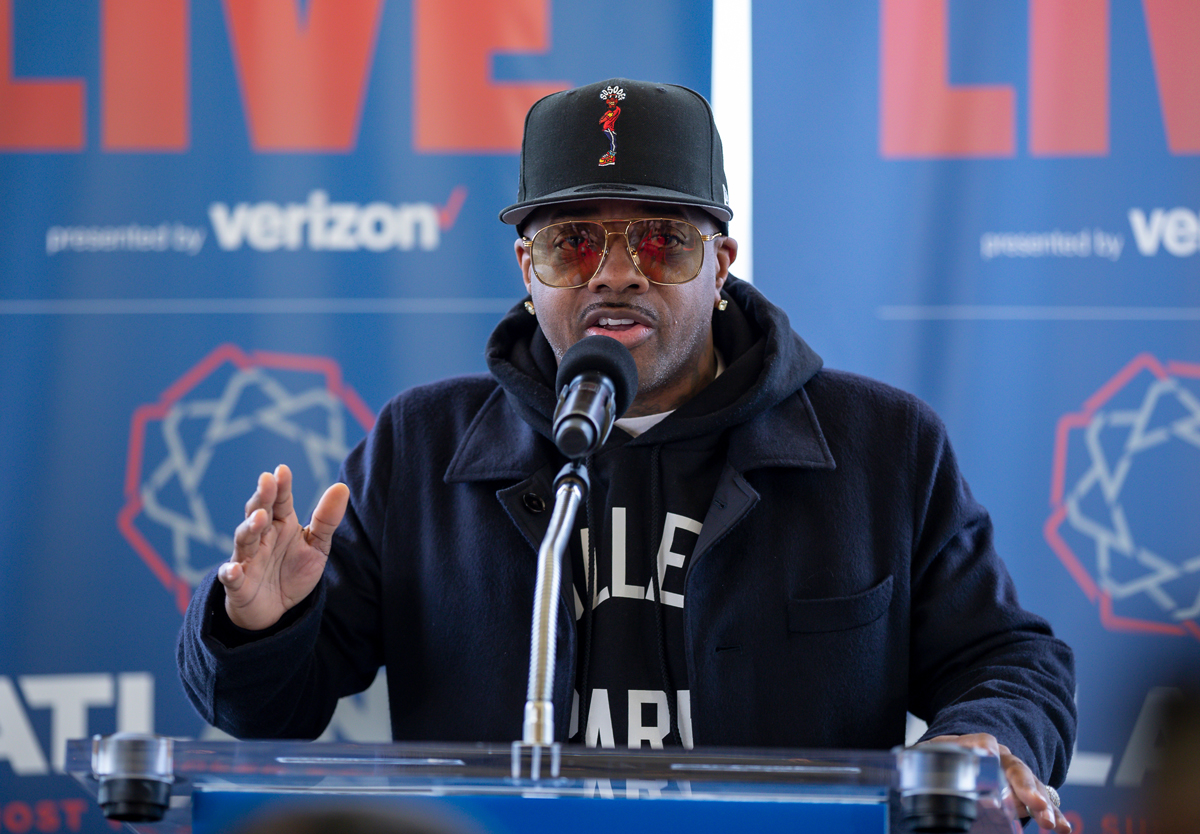 Jermaine Dupri announces Super Bowl LIVE lineup
