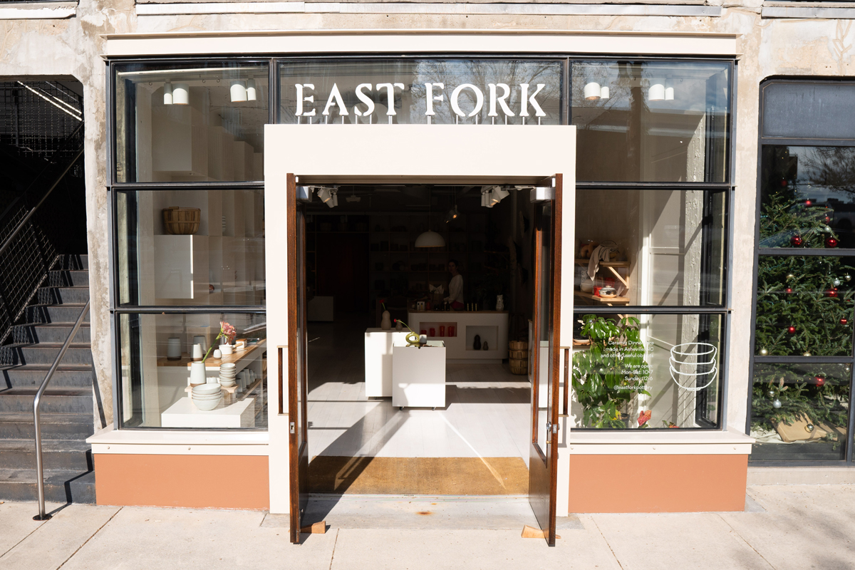 East Fork Pottery Atlanta