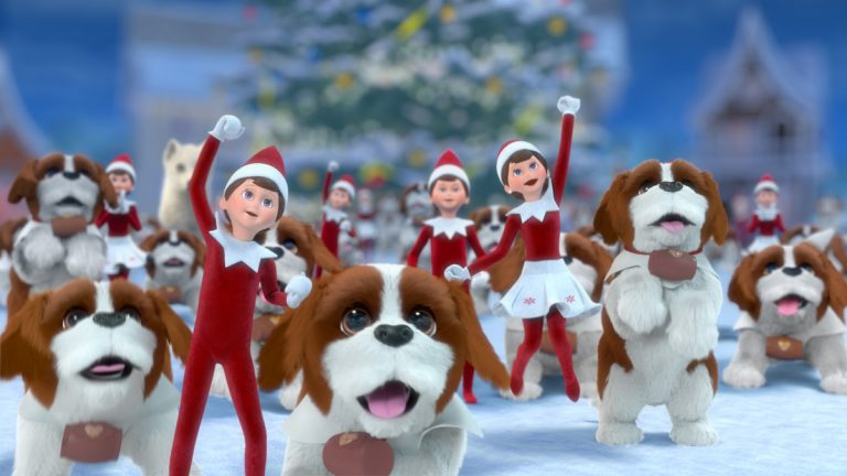 Elf on the Shelf holiday cartoon specials are now coming to a TV near you