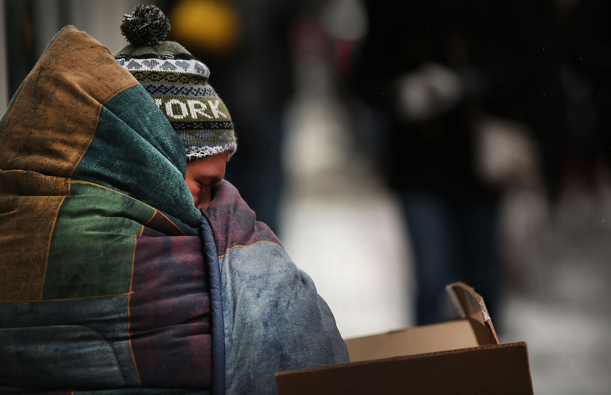 Homeless shelters in Atlanta what's open when it's freezing
