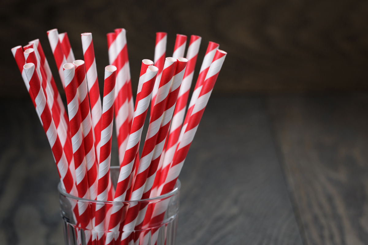 Reusable straws Adrian Grenier