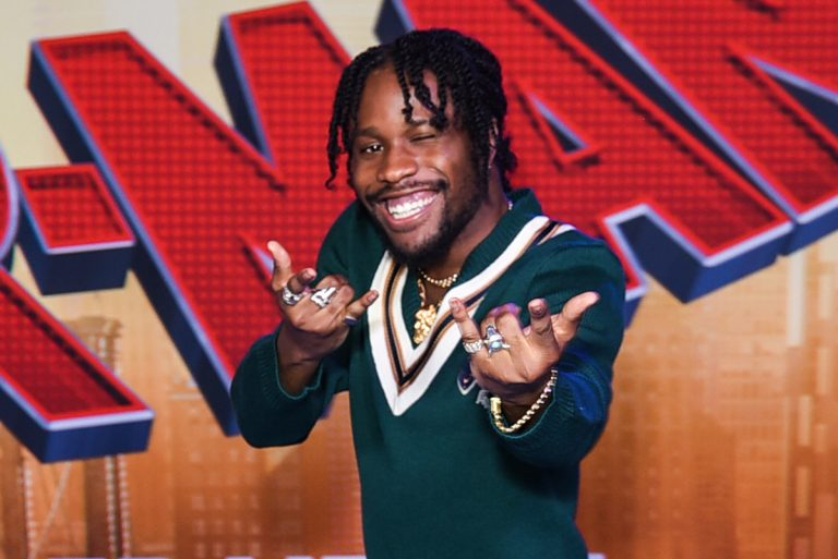 Spider-Man: Into the Spider-Verse star and Atlanta native Shameik Moore is one to watch