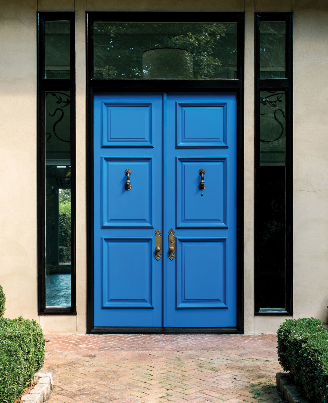 Make an entrance doors