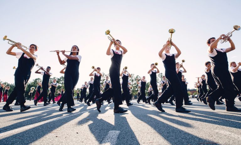 Lassiter High School Band teaches discipline, love for music, and—most important—belonging