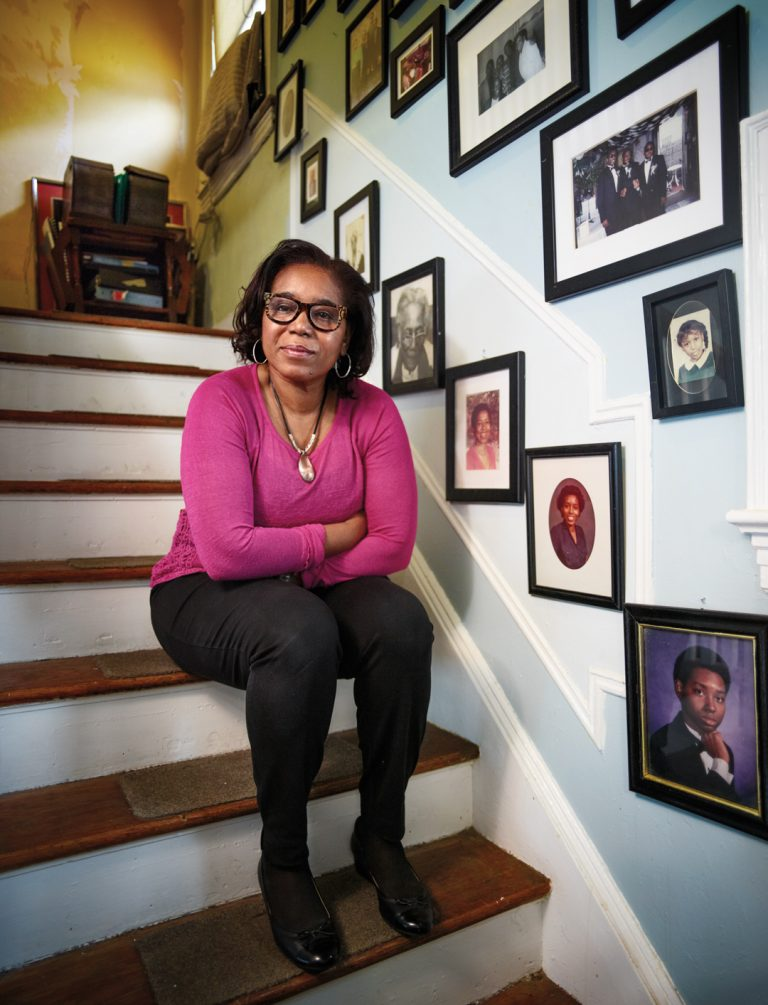 After Atlanta icon Herman Russell died, DNA proved Joycelyn Alston is a daughter he never knew. That's when things got complicated.