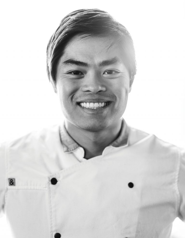 Chef Ron Hsu's ambitious journey from Manhattan's Le Bernardin to Candler Park's Lazy Betty