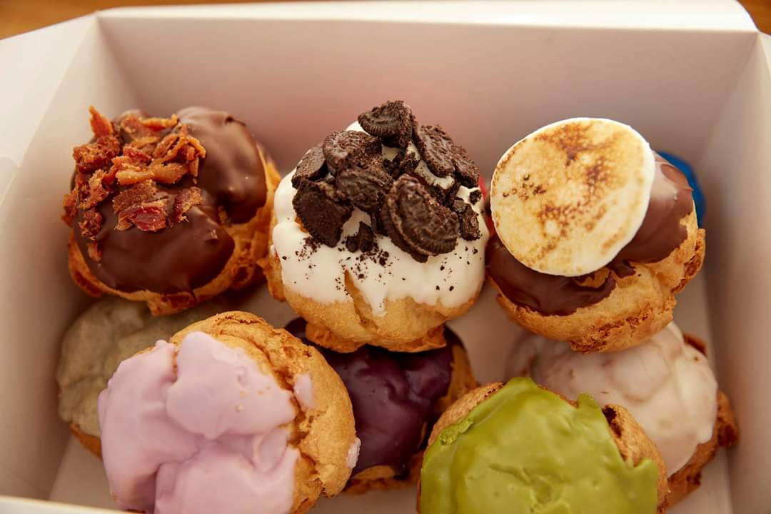 Beard Papa's Japanese cream puff shop to open in Peachtree Corners