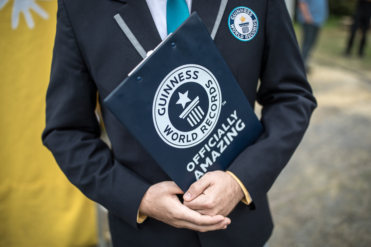 Atlanta Guinness World Records