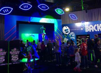 Super Bowl Experience Atlanta Georgia World Congress Center