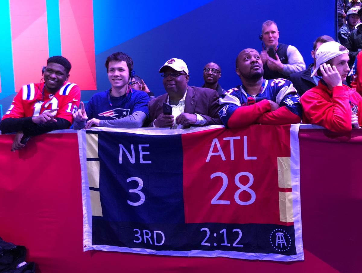 Super Bowl LIII Opening Night