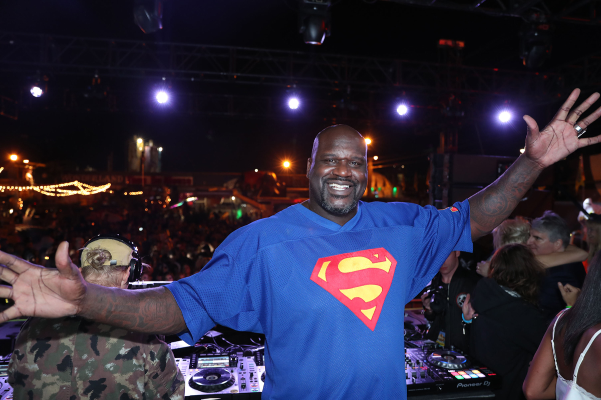 Shaq's Fun House Atlanta Super Bowl
