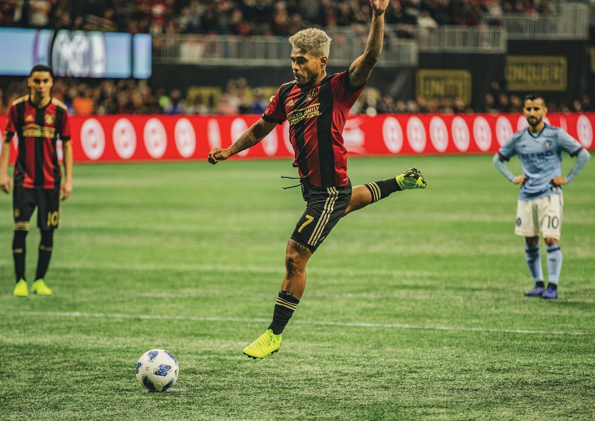 Atlanta United: Josef Martínez