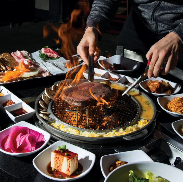 Review: D92 brings excellent Korean barbecue to Decatur