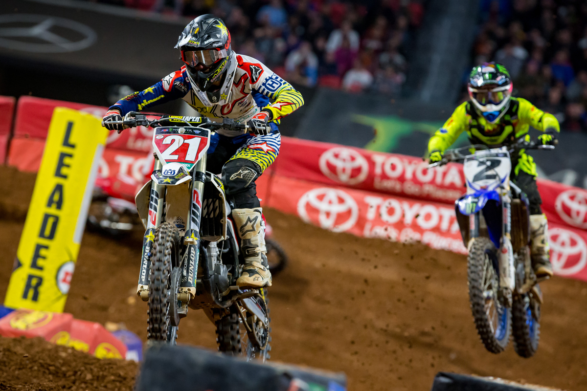 Don't Miss List: Monster Energy Supercross