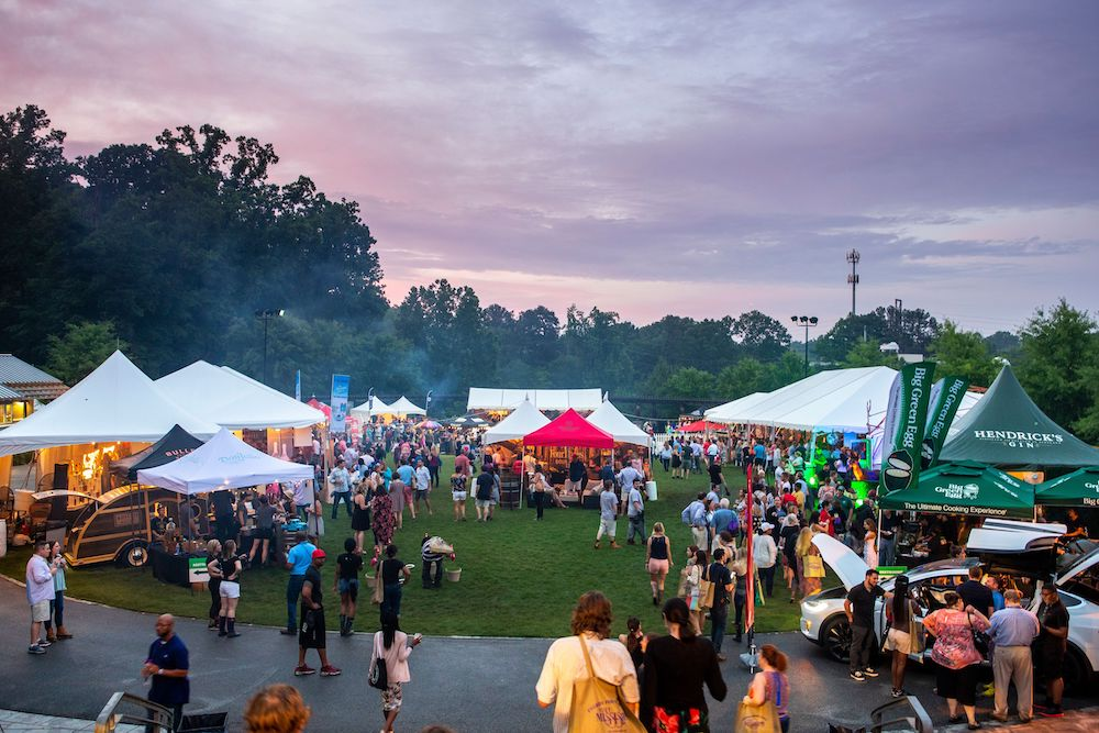 What's new at this year's Atlanta Food & Wine Festival
