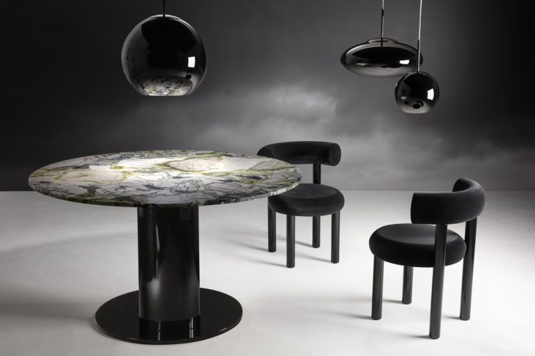 Designer Tom Dixon chats about his new collection