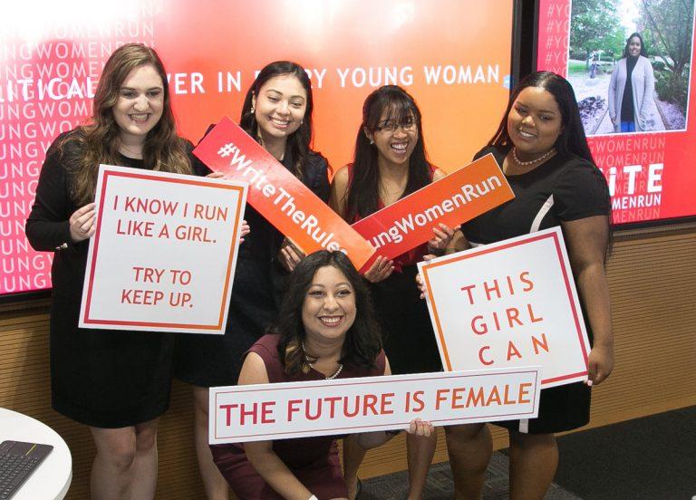 At Agnes Scott College, the IGNITE conference encourages women to pursue politics