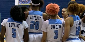 Lovejoy High School Lady Wildcats basketball