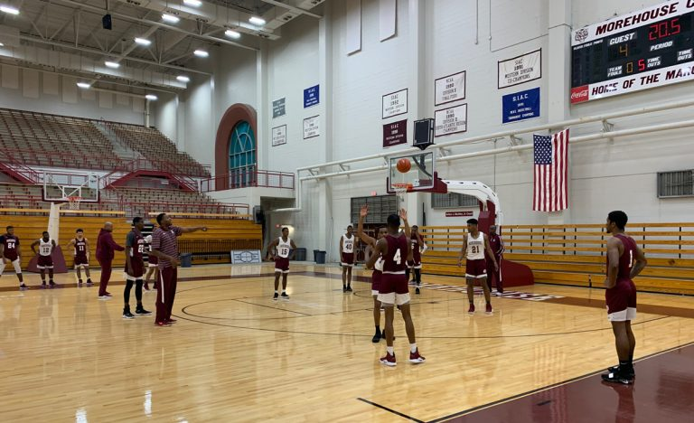 As the Morehouse Maroon Tigers kick off conference tournament play, they have something to prove to themselves