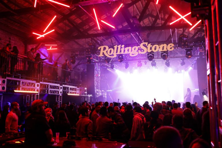 Inside the Rolling Stone Live: Atlanta Super Bowl party at the Goat Farm