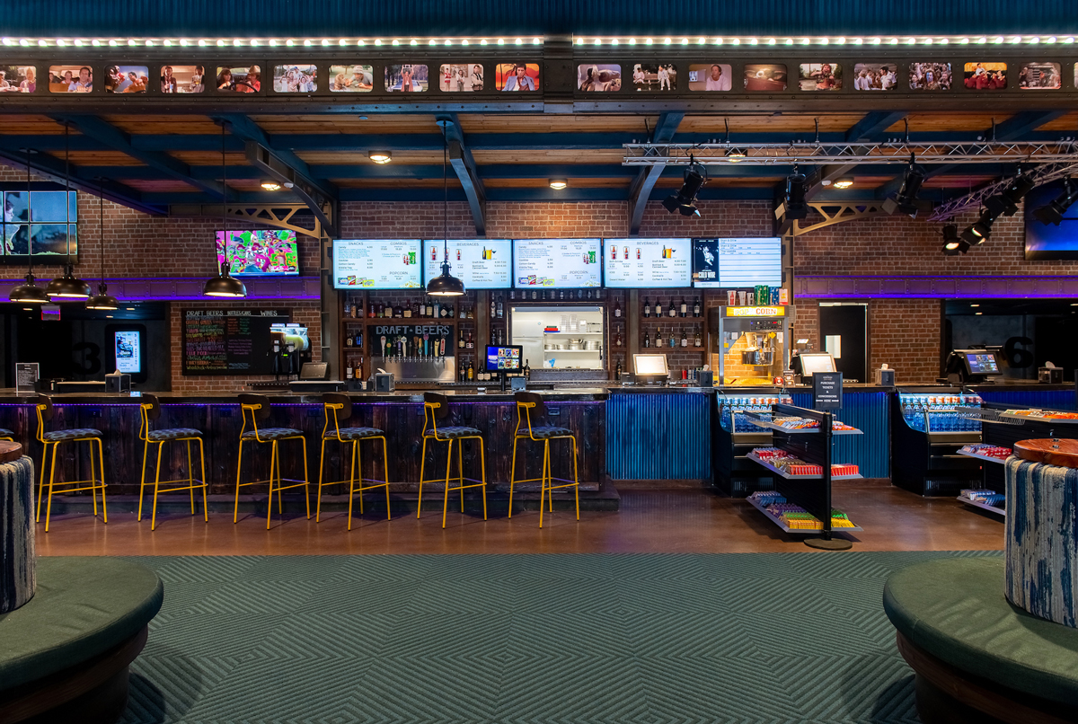 Springs Cinema and Taphouse Sandy Springs