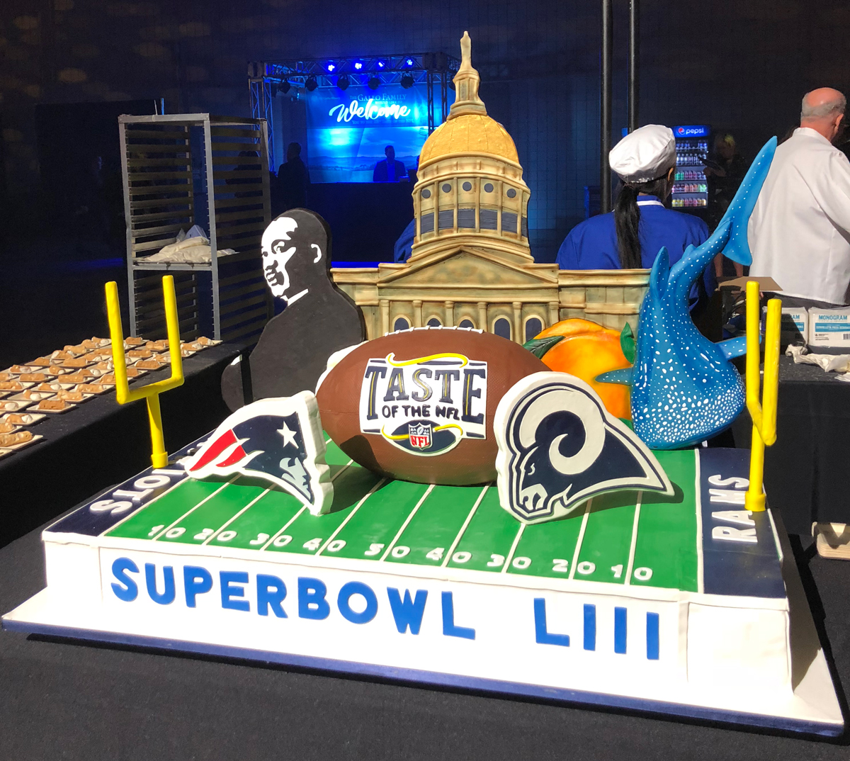 Taste of the NFL Atlanta Super Bowl LIII