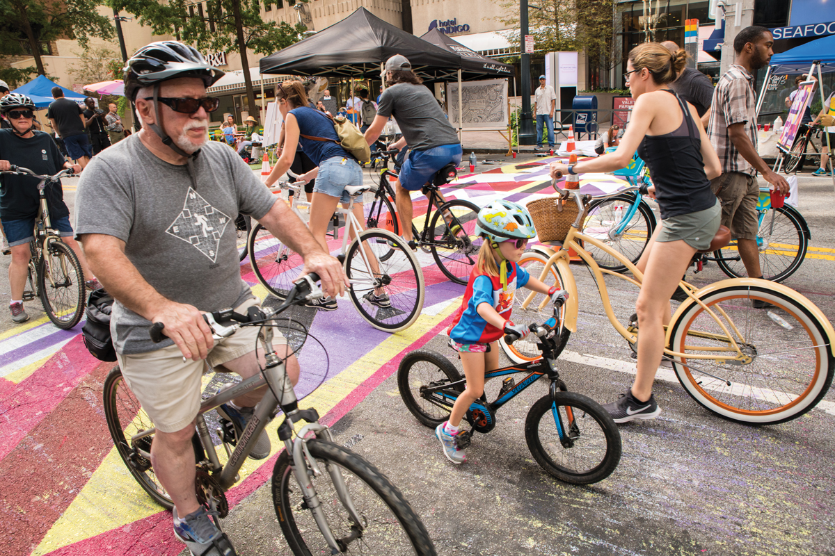 Don't Miss List: Atlanta Streets Alive