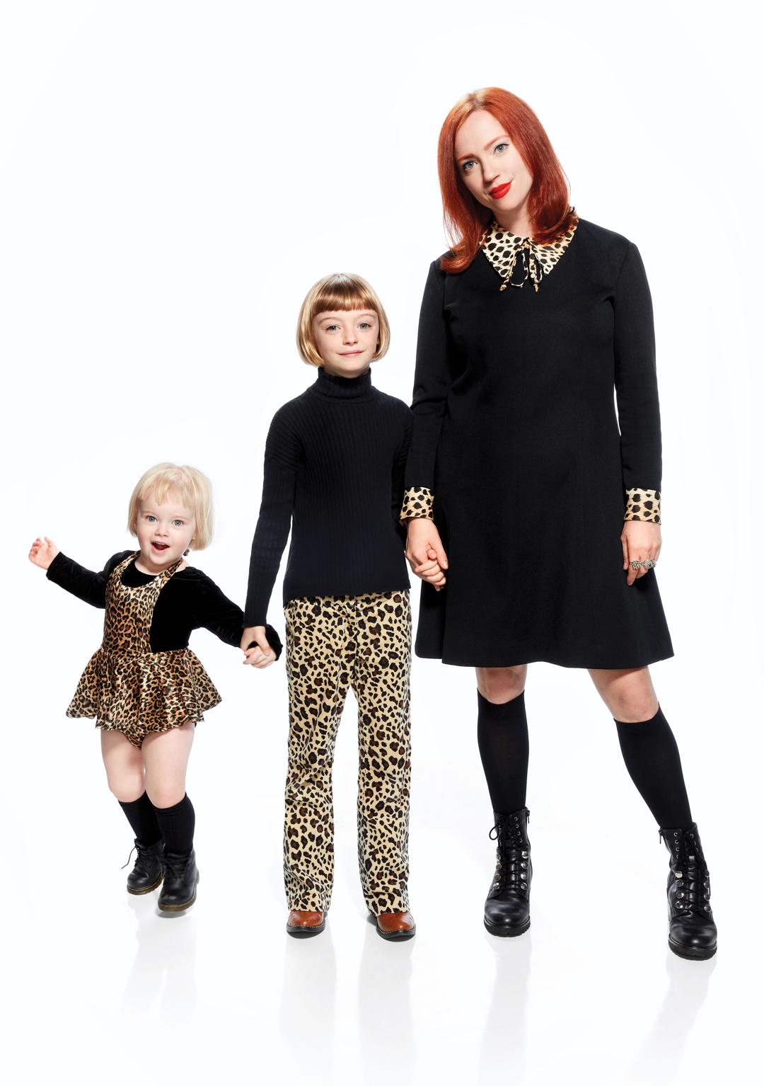 My Style: Karla Davis, Olive Abercrombie, and Ora Abercrombie