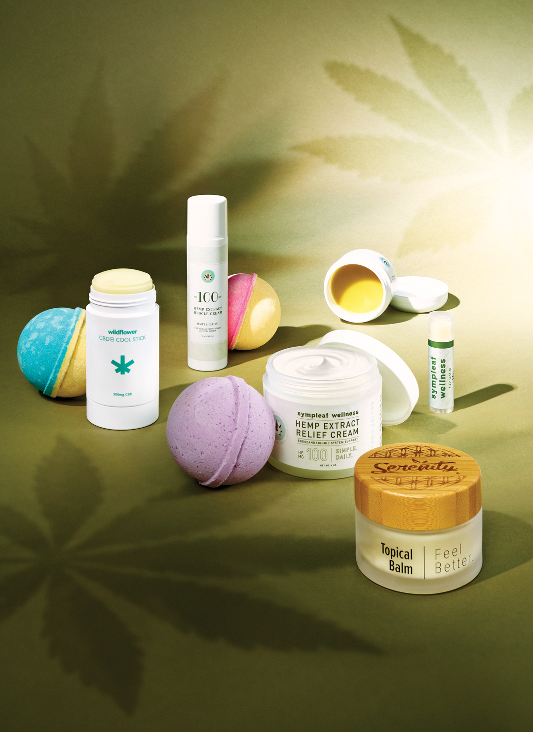 Where to shop in Atlanta now: CBD Products