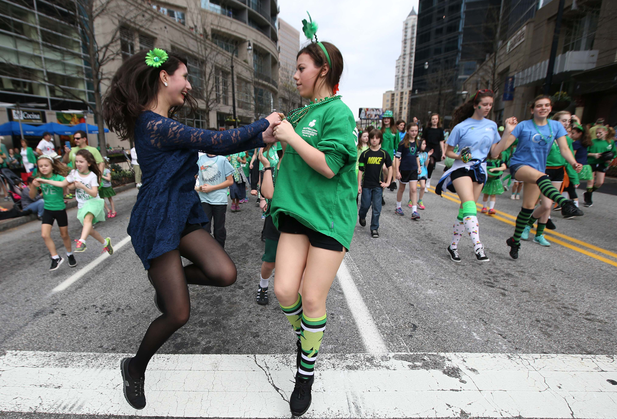 Atlanta St. Patrick's Day Parade