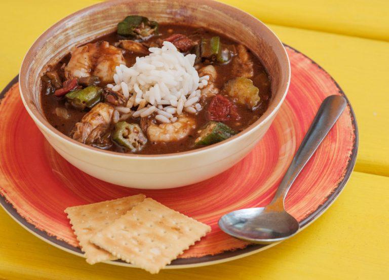 Recipe: Lucy Buffett's Summer Seafood Gumbo
