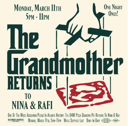 Grandma Pie Nina & Rafi