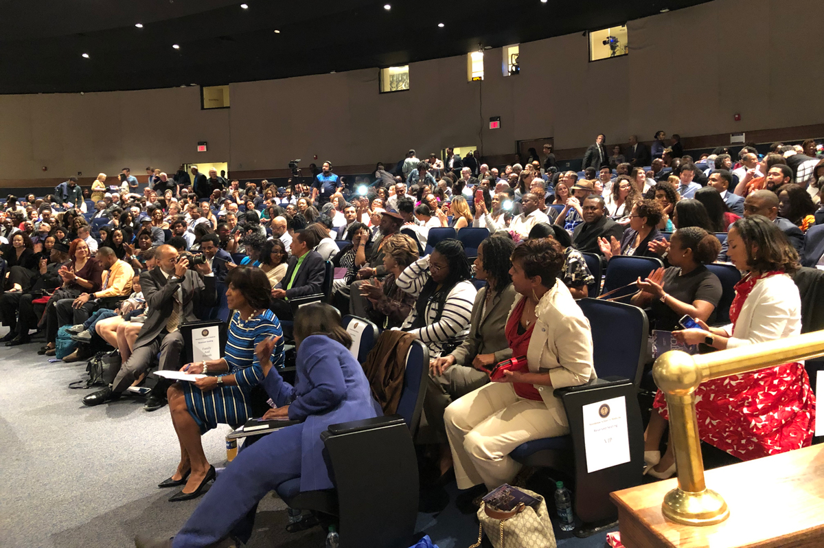 Match Day at Morehouse School of Medicine: Future doctors