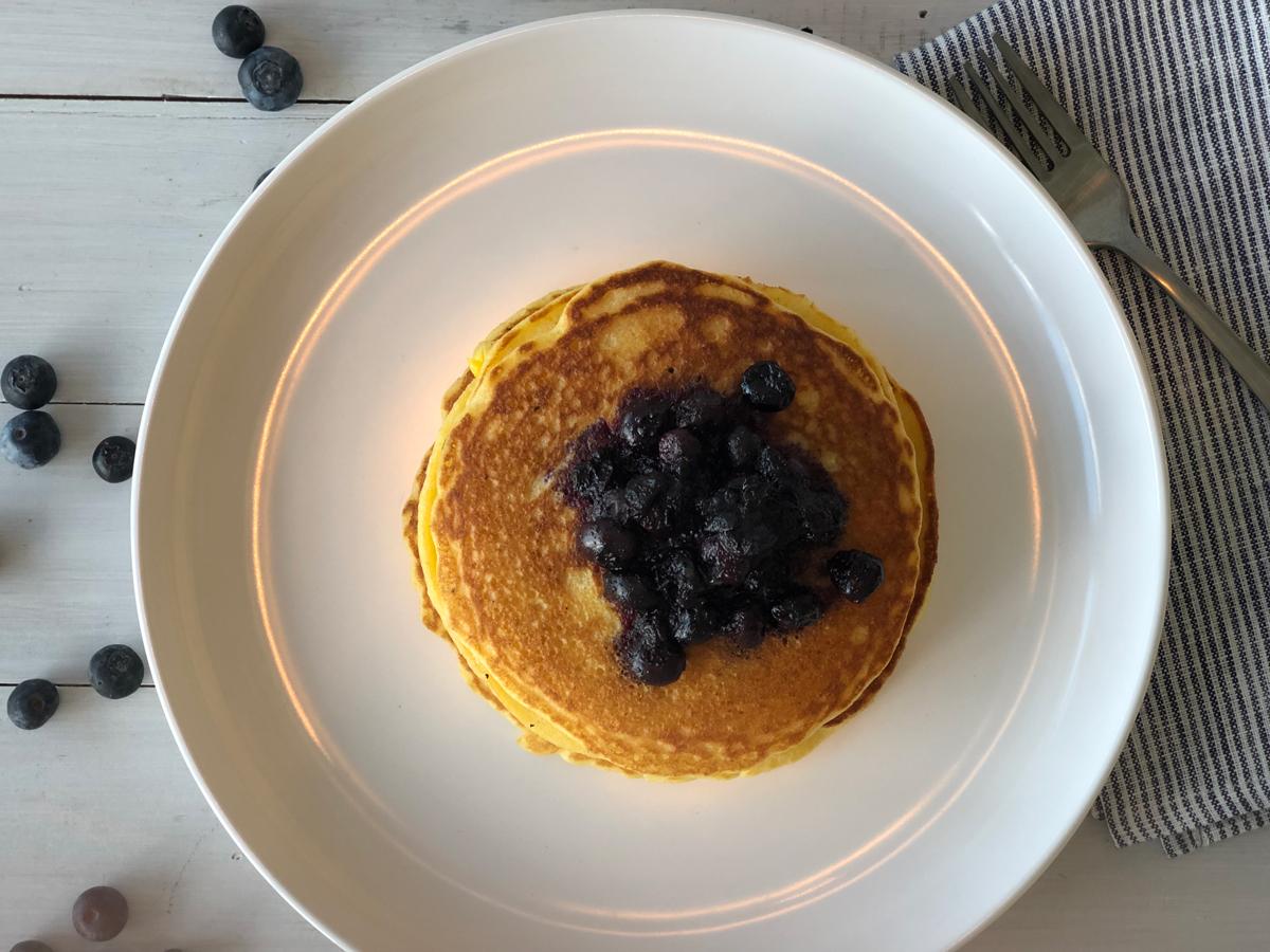 Pancake Social Atlanta menu