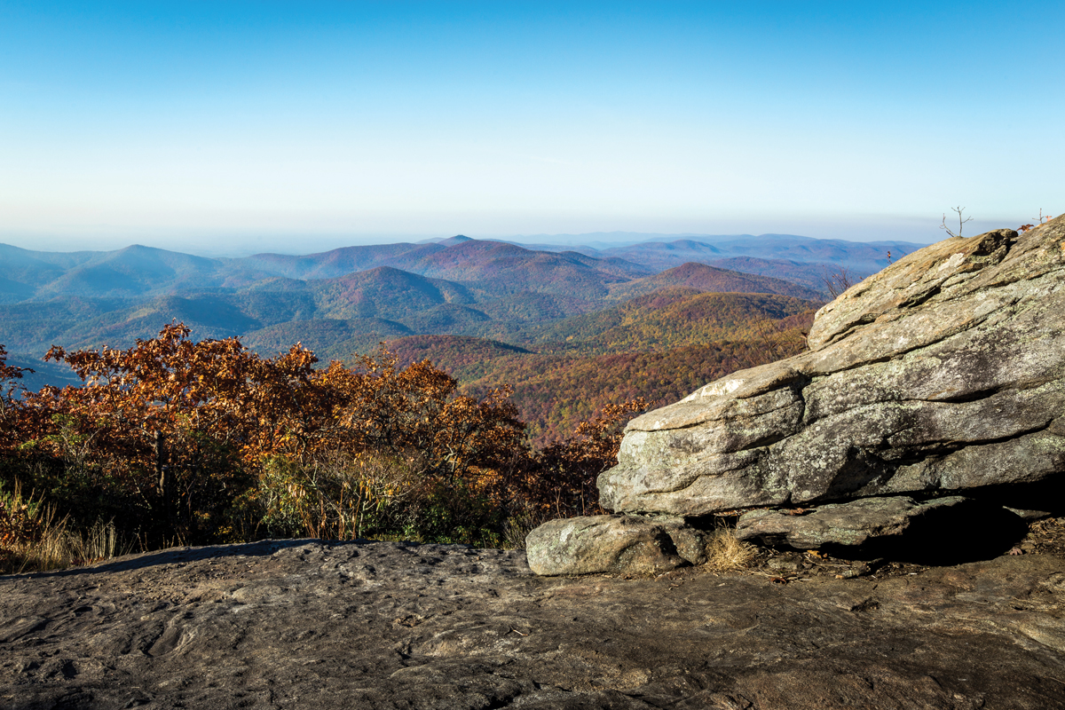 Appalachian Trail: Blood Mountain