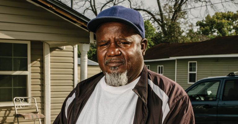 How Georgia's criminal justice reform law almost left former inmate Aron Tuff behind