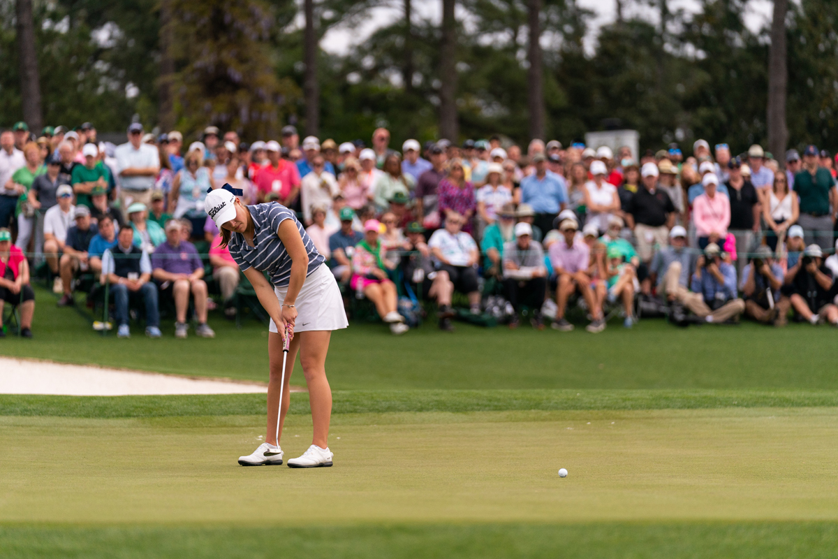 What It Was Like To Be Among The First Women To Ever Compete At Augusta National Atlanta Magazine