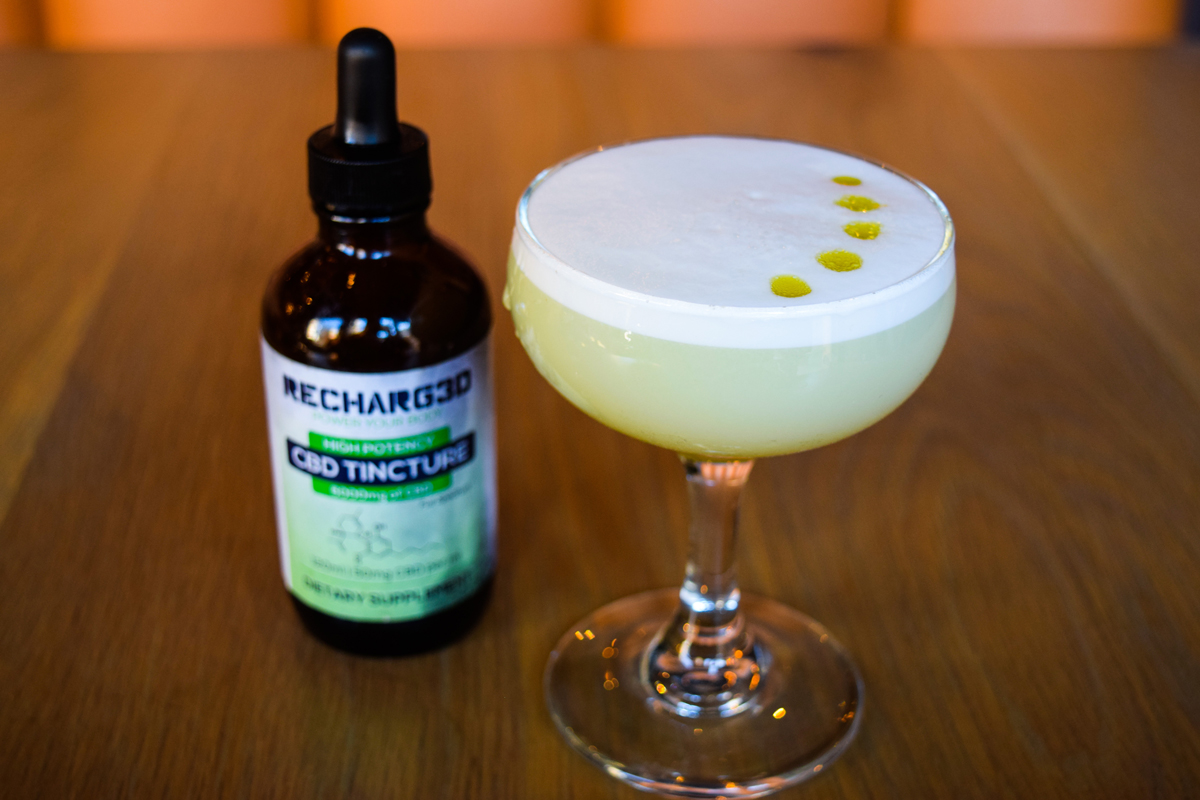 CBD cocktails Atlanta