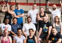 Fantastic Beasts LGBTQ powerlifting club
