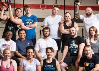 Fantastic Beasts LGBTQ powerlifting club