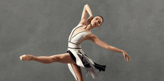 Atlanta Ballet dancer Jessica He
