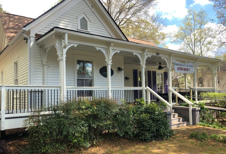 The country's oldest feminist bookstore, Charis, finds a new home at Agnes Scott